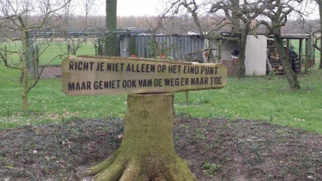 wandeling bij Wijk en Aalburg