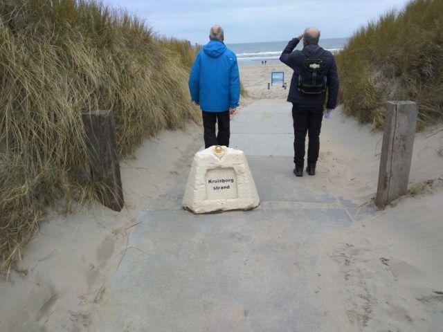 31e Winter Strand Duinwandeling