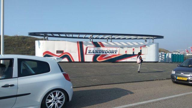 Le Champion 30 van Zandvoort