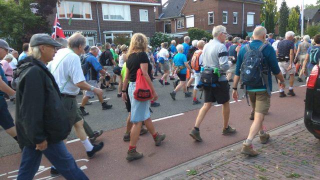 3e Dag 4daagse Nijmegen 2019