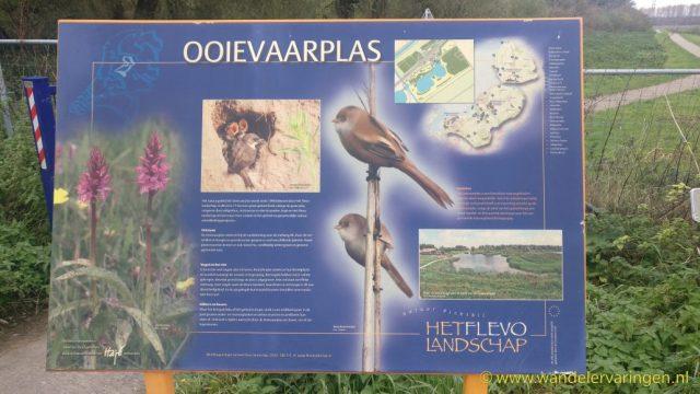 Ook dit is wandelen in Flevoland