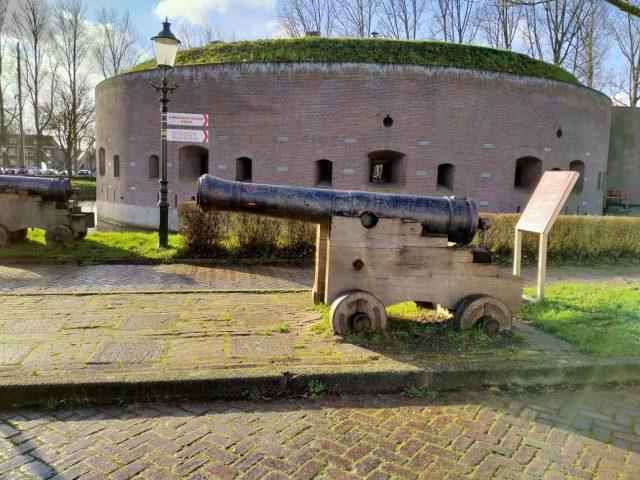 Wandeling Almere Muziekwijk naar Weesp