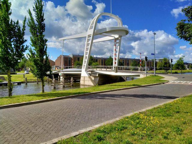 Rondwandeling Noorderplassen Almere