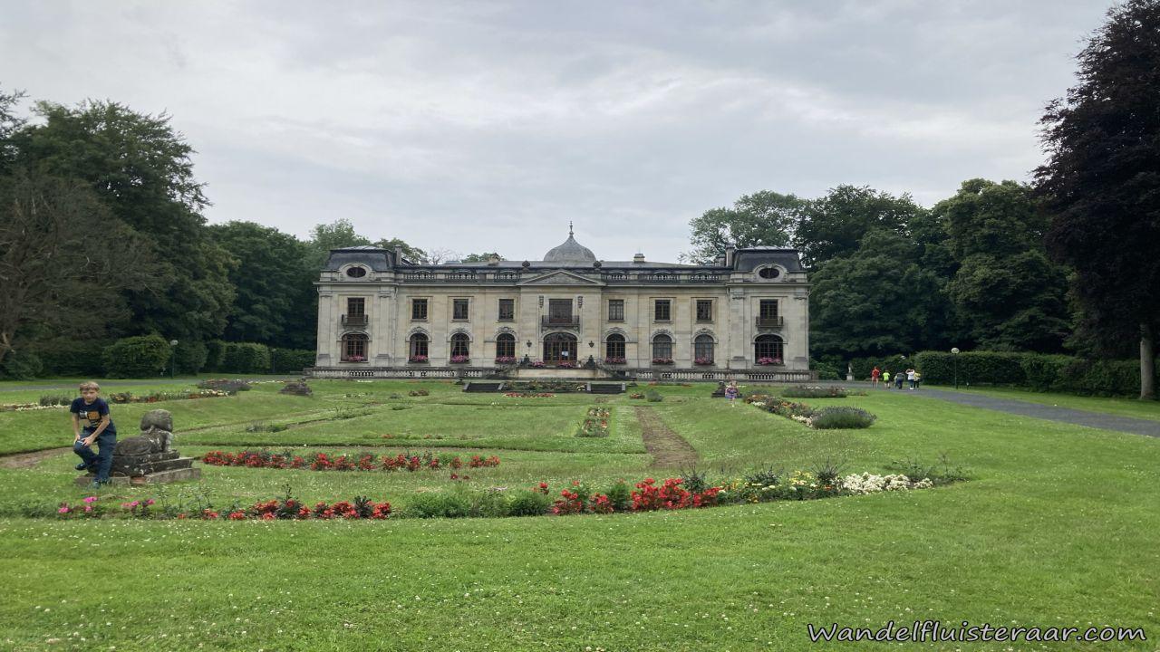 Park van Edingen wandelroute
