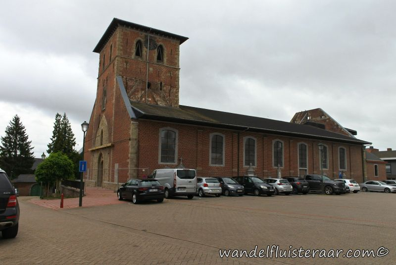 De Sint-Pieters kerk zal je tegenkomen tijdens je wandelingen in Galmaarden