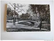 Bruggetje Wandelpark Waalwijk