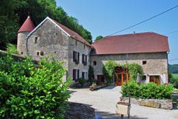 wandelvakantie Frankrijk bij La Tourelle, Colombotte