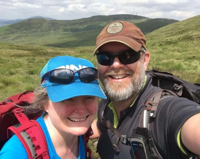 Owners Walking Holiday Ireland