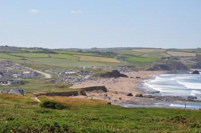Widemouth Beach Cornwall