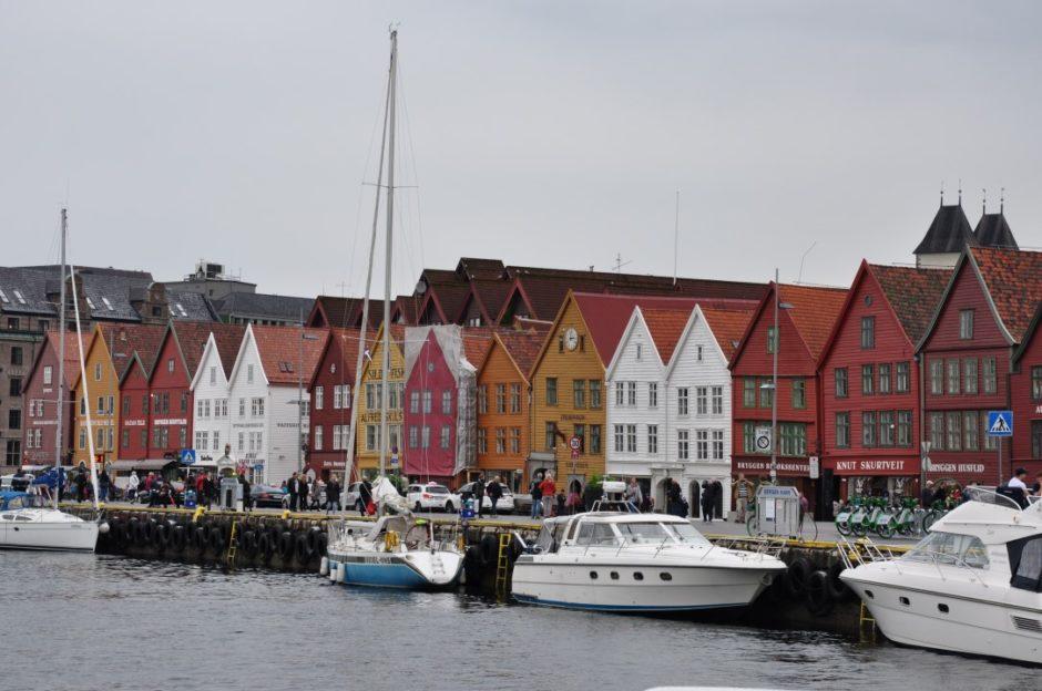 Noorwegen Bergen