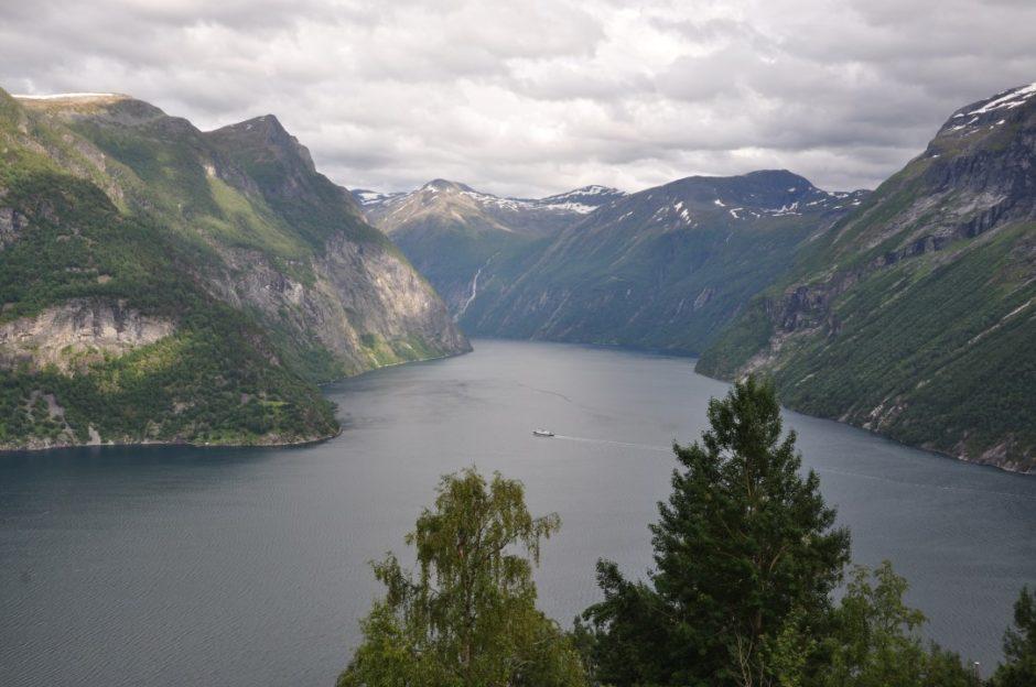 Noorwegen Geiranger Fjord
