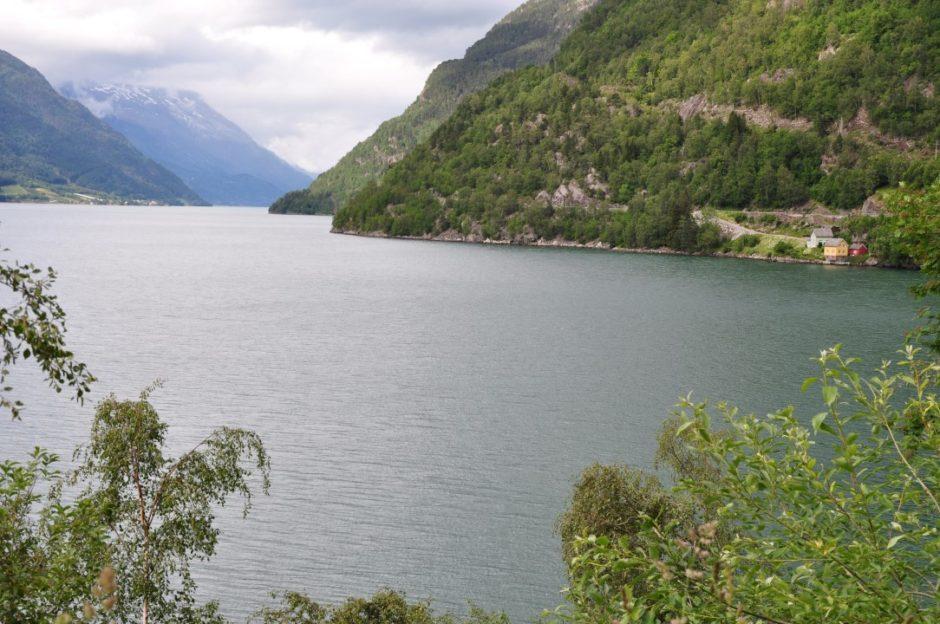 Noorwegen Hadangerfjord 2
