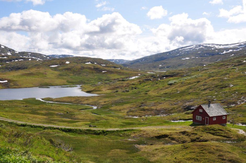Noorwegen Myrkedalen