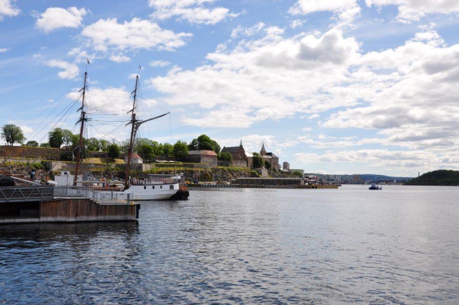 Noorwegen vesting Akershus
