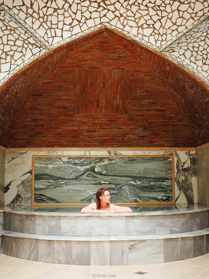 Gulo's Spa, Tbilisi sulfur baths, Tbilisi Georgia