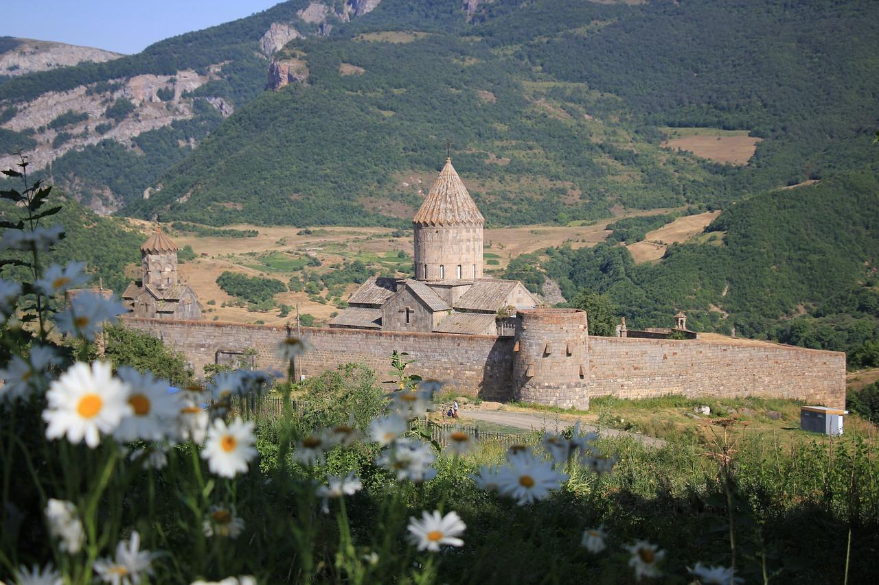 Armenia are all tipped to be the next hot 'epic travel' destinations for 2020