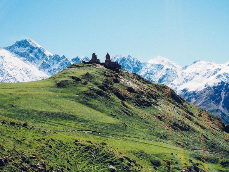 © Emily Lush 2017 | Georgia Armenia Azerbaijan itinerary; Caucasus itinerary | Best day trips from Tbilisi, Georgia