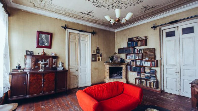 Vintage House guesthouse in Tbilisi, Georgia | Photo via Agoda | guesthouses in Georgia