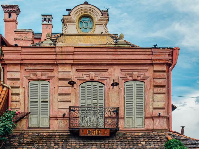 Rezo Gabriadze Teatre. Photo credit: Khuroshvili Ilya / Flickr.