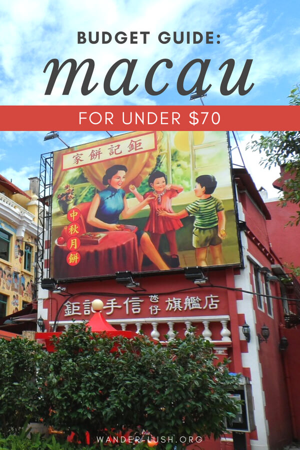 Longing to see the bright lights of Macau but fear the cost? This Hong Kong to Macau itinerary shows you how to visit Macau as a budget-friendly day trip. Here you'll find a full budget, plus recommendations tailored for design-savvy travellers and architecture lovers.