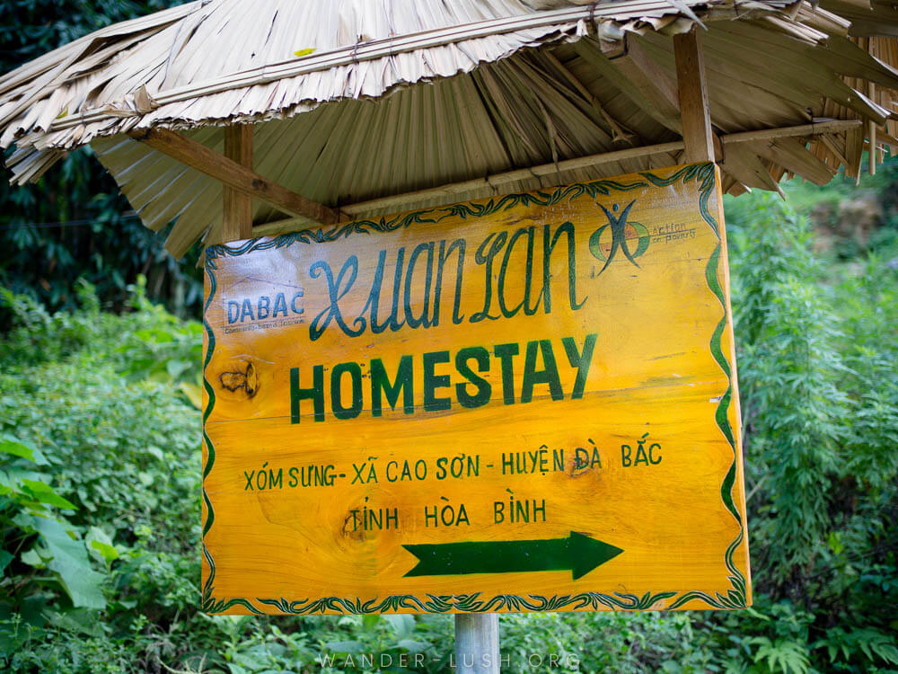 Trekking and homestays top many people's Vietnam travel bucket lists. Da Bac, near Hanoi, is the perfect place to experience an authentic Vietnam homestay.