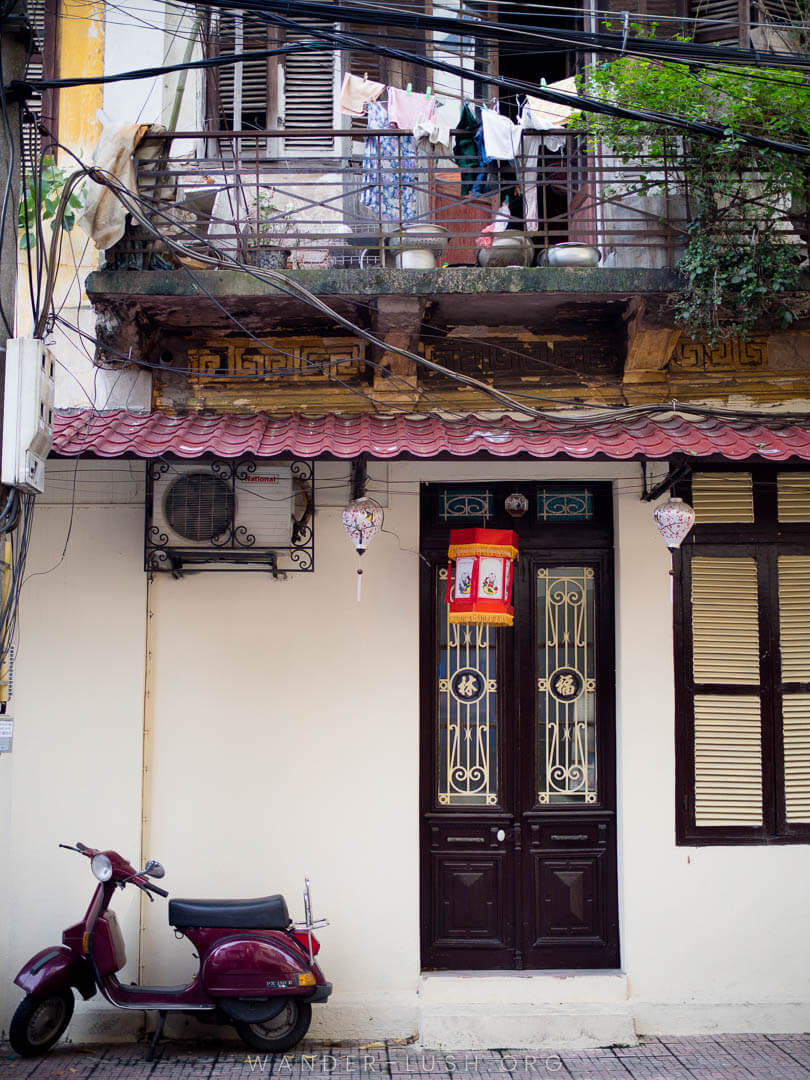 Looking to escape the chaos of Hanoi's Old Quarter for an afternoon? Truc Bach is one of the coolest and most interesting places in Hanoi. Here's my guide to Truc Bach Lake and neighbourhood—including the very best things to see, eat and drink.