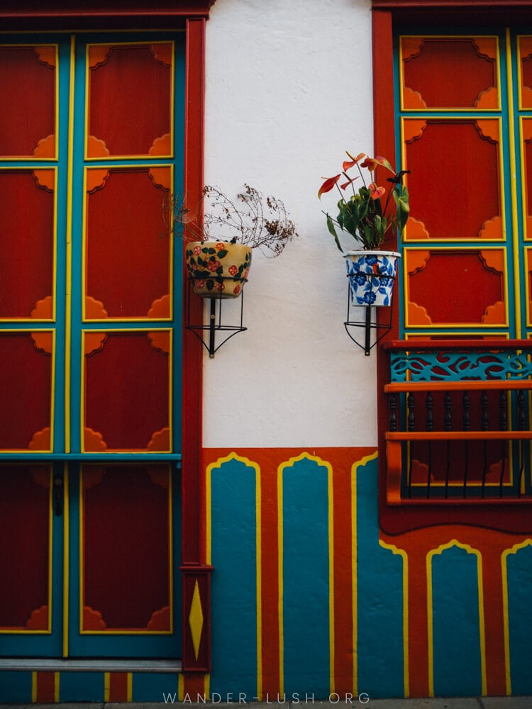 There's a reason why Jardin is known as Colombia's most beautiful town. Here are 44 colourful photos of Jardin Colombia to inspire you to visit!