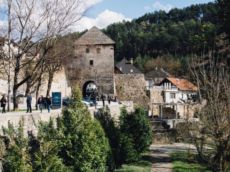 The best things to do in Jajce, Bosnia and Herzegovina's cascade city. Includes tips for Jajce Waterfall, Jajce Fortress, and other Jajce highlights.