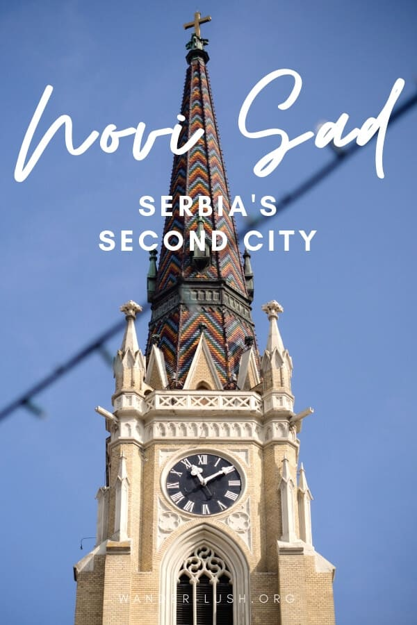 Planning a trip to Serbia? Don't miss Novi Sad, the country's second-biggest city and northern cultural hub. Here's what to do in Novi Sad, including my favourite top sights and off-beat attractions.