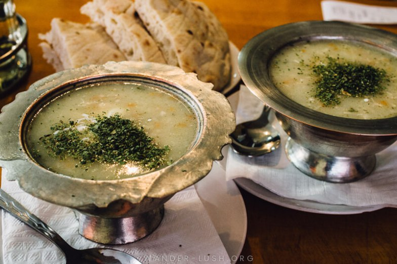 Begova corba – hands down my favourite dish in Sarajevo! | A Sarajevo food tour gives a perfect introduction to the city's culture and history. Here's what to expect from a food tour with local company, Balkantina.