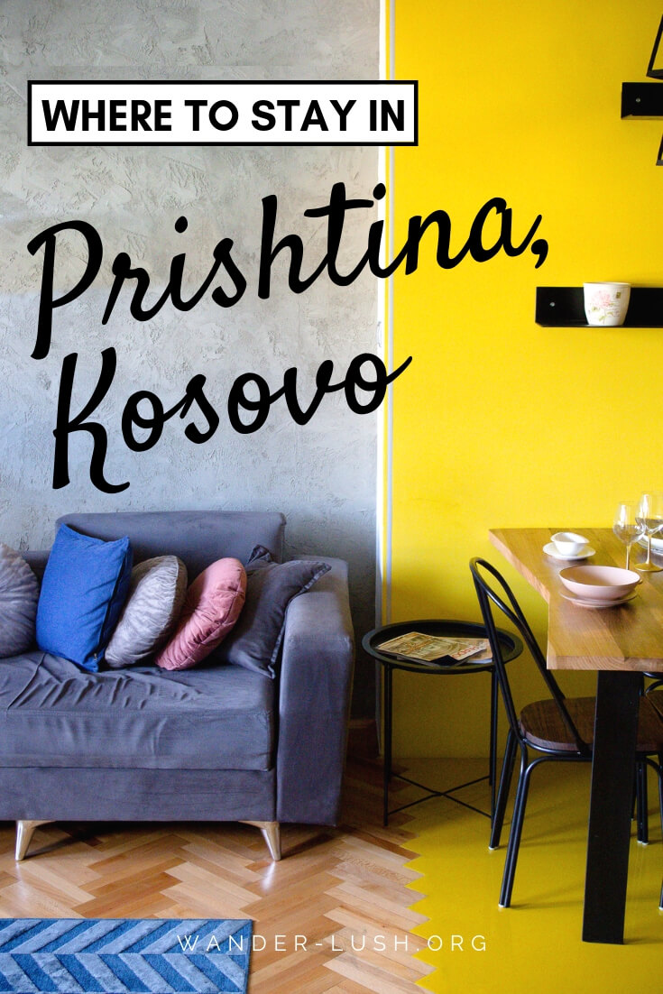 Looking for a place to stay in Prishtina? This curated list of Airbnb Prishtina apartments presents 7 of the most stylish apartment rentals in Kosovo.