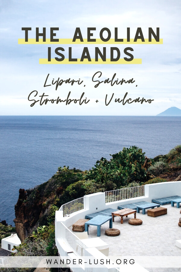My Aeolian Islands itinerary and travel guide provides comprehensive and up-to-date advice about planning a trip to Sicily's Isole Eolie.