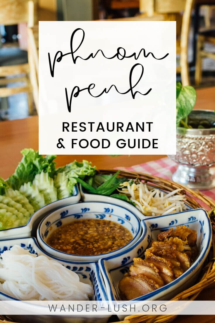 Did you know that Cambodian food is Southeast Asia's oldest cuisine? Here are 9 restaurants and cafes where you can sample Khmer food in Phnom Penh.
