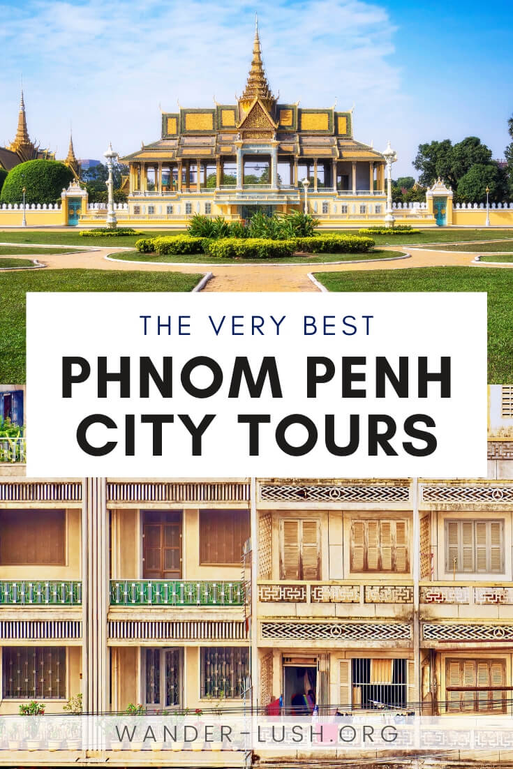 The best Phnom Penh tours – including city tours, off-the-beaten-track tours, tours for food, nature, culture, DIY, and many more.