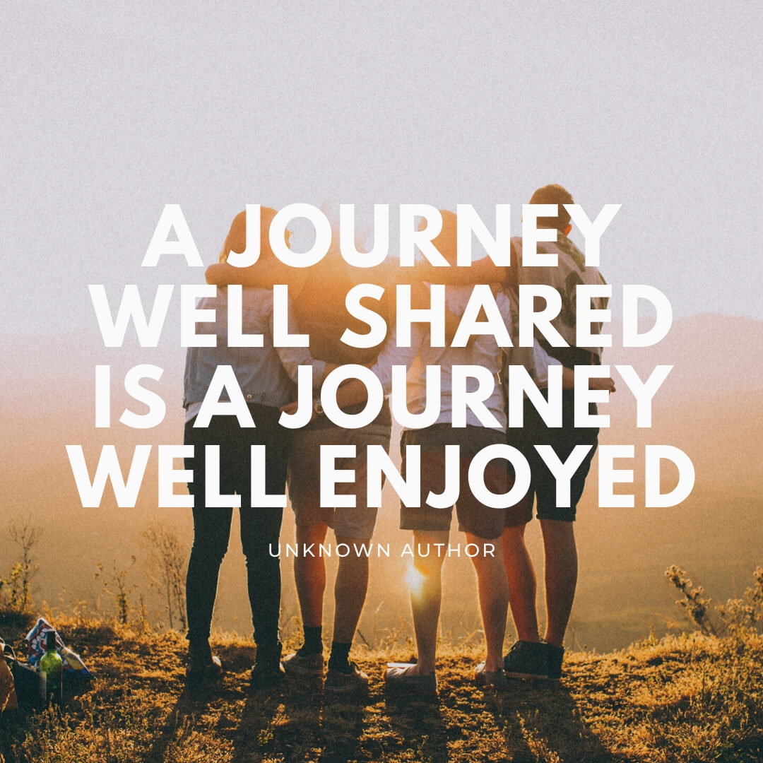 41 Epic Quotes And Captions For Travel With Friends