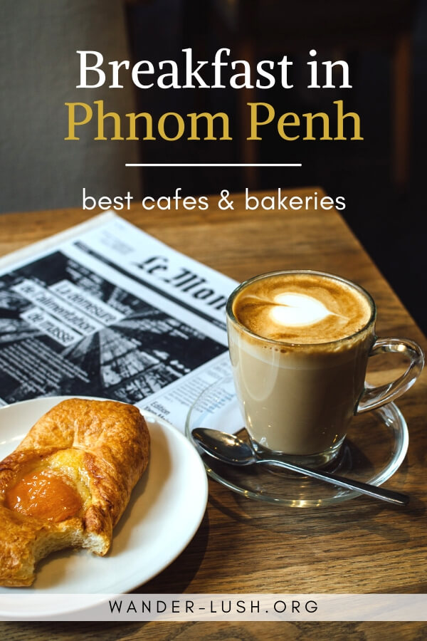 The very best cafes and restaurants for breakfast in Phnom Penh – from English fry ups to French bakeries and traditional Cambodian fare.