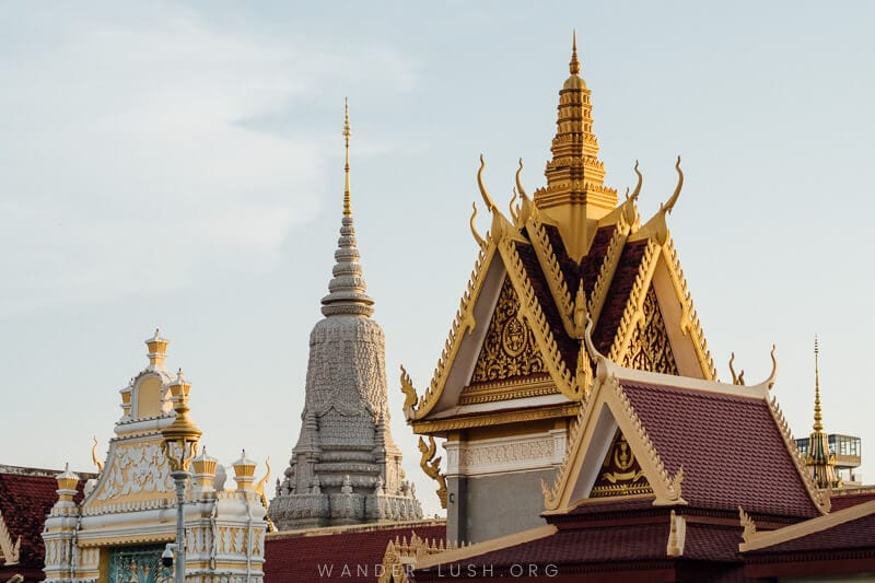 This Phnom Penh itinerary blog shows you how to spend a perfect 1, 2 or 3 days in Phnom Penh, Cambodia's curious capital city.