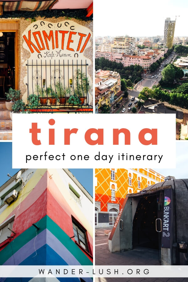 Only have one day in Tirana? My Tirana itinerary covers the best city sights plus a few hidden gems to give you a perfect introduction to Albania's capital.