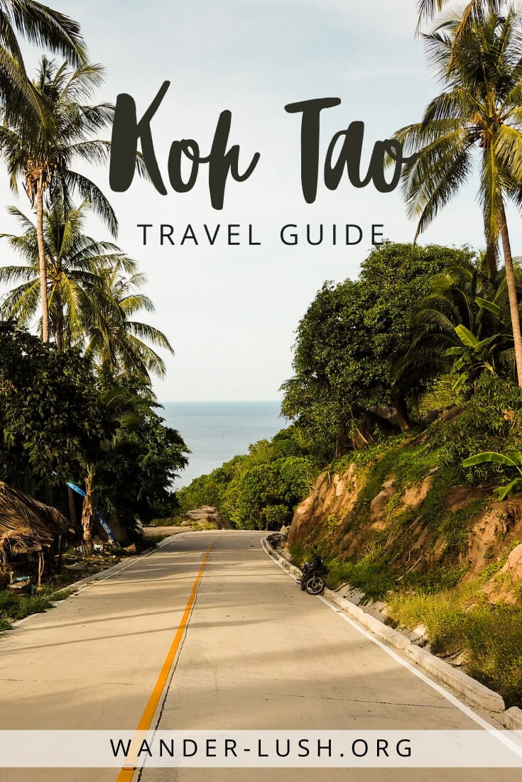 A 2-day guide for Thailand's Koh Tao island, including the best things to do on Koh Tao, diving and snorkelling spots, and the top beaches.