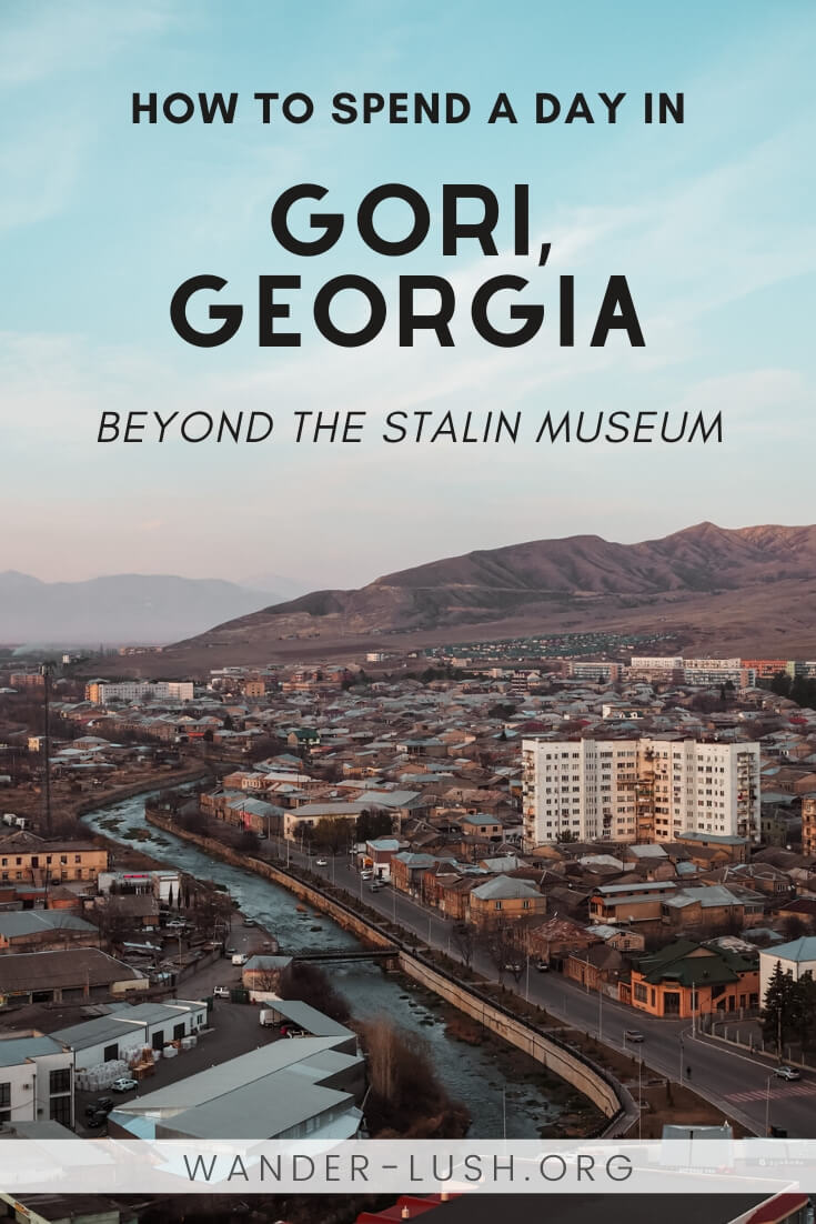 There's so much more to Gori, Georgia than just the Stalin Museum! Presenting the ultimate list of things to do in Gori – from castles to architecture.