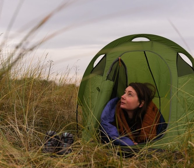 WanderWomen's Rent-A-Tent Service