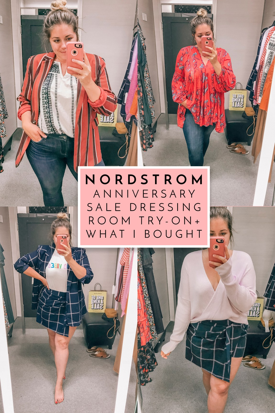 What I Bought From the #NSale + Size XL/14 Try On Session