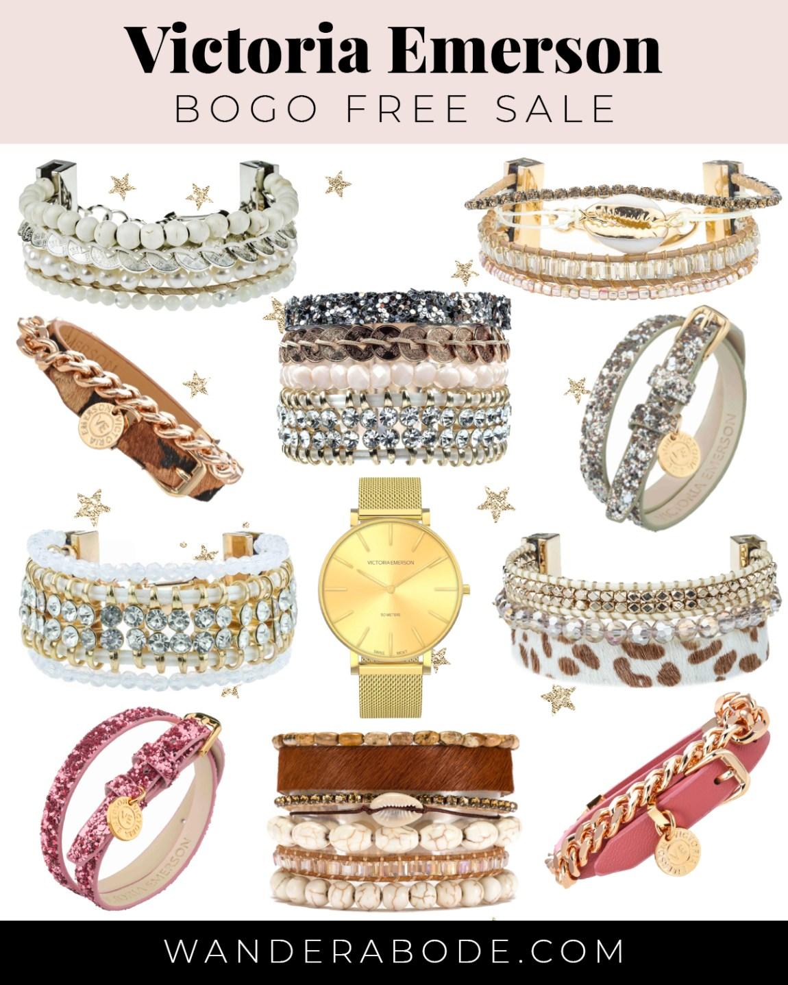 Victoria Emerson BOGO Free Sale