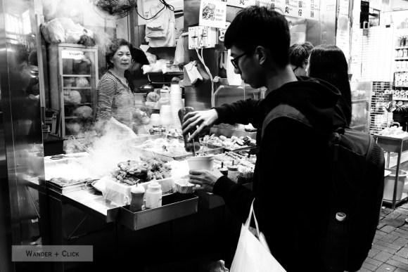 Street food/sauce