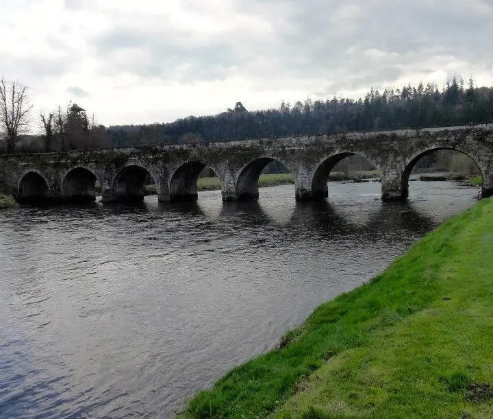 Inistioge Bridge Ireland