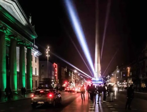 st Patricks day in dublin nightlife