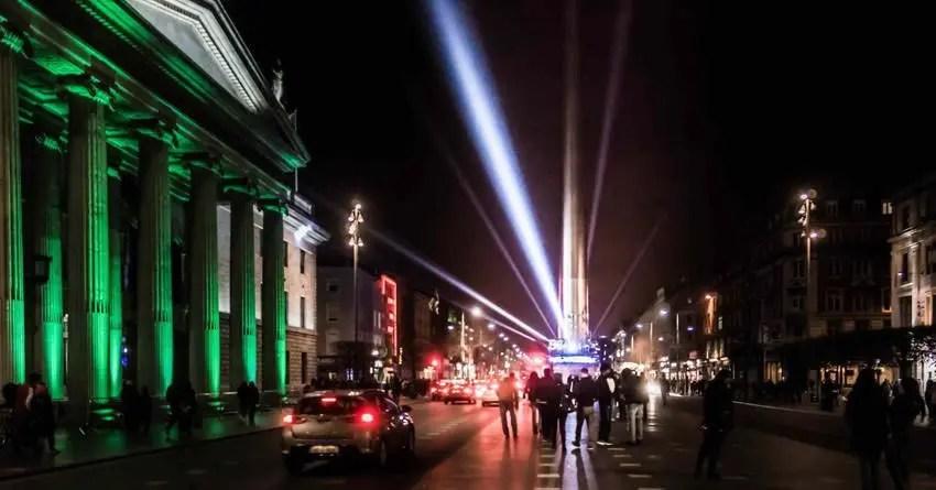 st Patricks day in dublin nightlife
