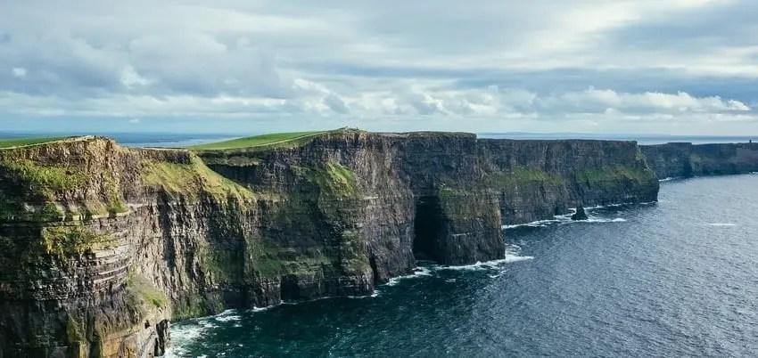 Cliff Moher Ireland
