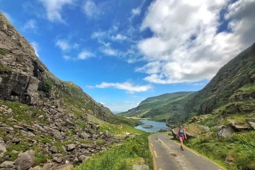 Hiking Ireland