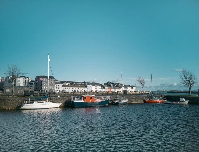 Galway Bay Sea